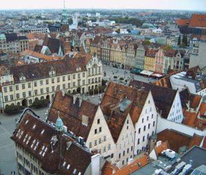 Wrocławski Rynek – Kamienice
