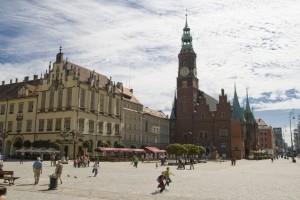 Dzielnice Wrocławia