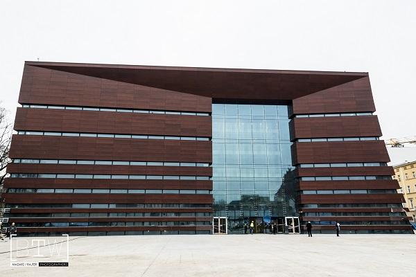 budynek NFM