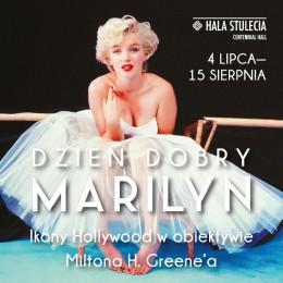Wystawa zdjęć w Hali Stulecia –  Marilyn Monroe