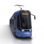 Nowy tramwaj już jechał po Wrocławiu