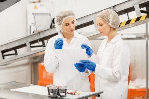 Oświetlenie LED w pomieszczeniach przemysłowych o podwyższonych wymaganiach czystości
