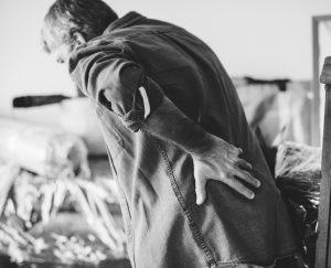Rwa kulszowa – terapia manualna z dojazdem