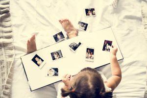 Zdjęcia z sesji ciążowej do rodzinnego albumu